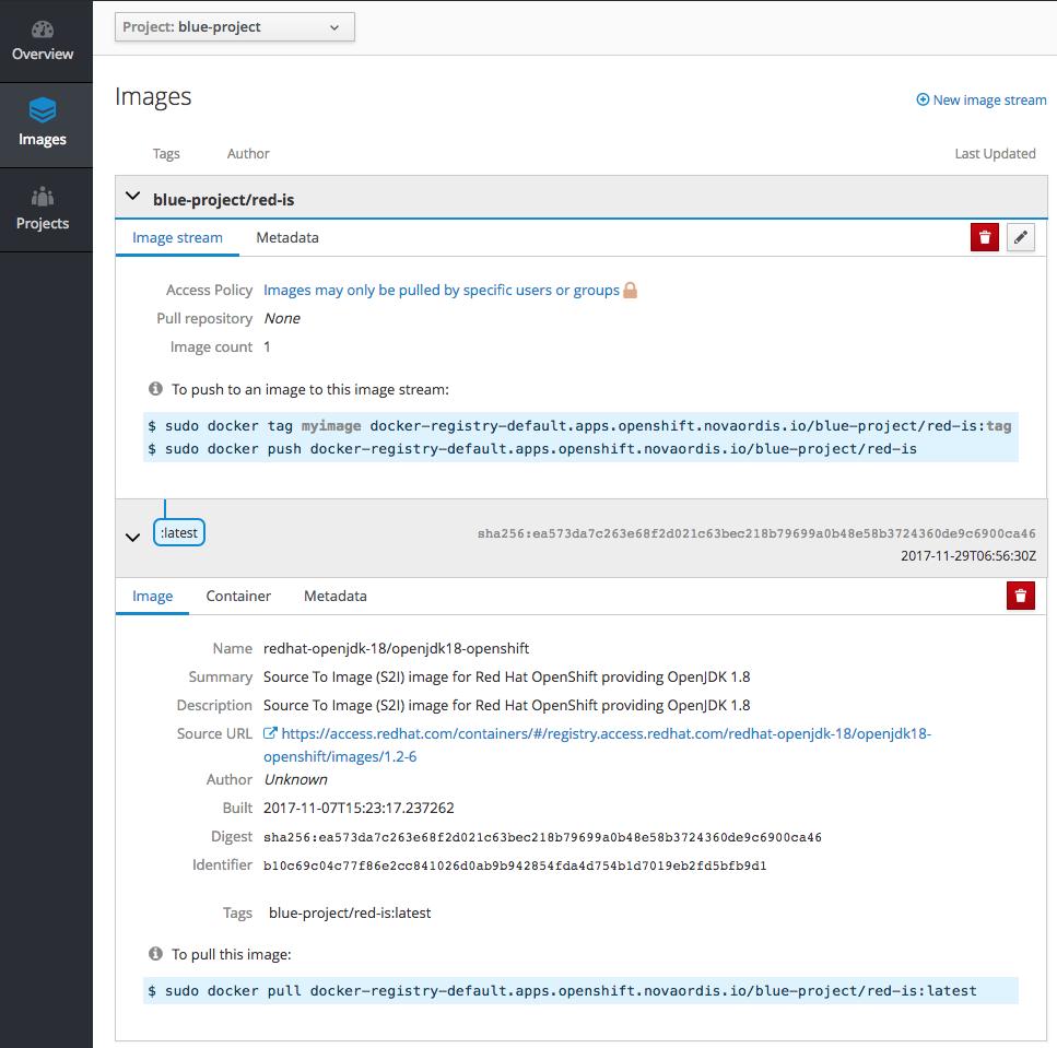 OpenShift Concepts - NovaOrdis Knowledge Base
